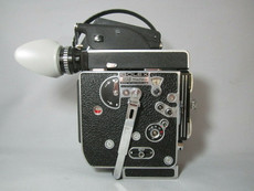 Super-16! 13x Viewer Bolex Rex-5 16mm Movie Camera -- Tested and Ready to Film