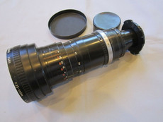 35mm Angenieux Zoom 3.2 / 25-250mm PL-Mount Lens