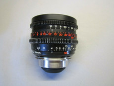 35mm Arriflex Zeiss MKII Superspeed F1.2 / 50mm PL Mount Lens