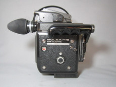 SUPER-16 13X VIEWER BOLEX EBM REX-5 MOVIE CAMERA - Serviced and Ready to Film!