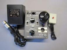 New Tobin Time Lapse Animation Motor TCS TTL + Remote (No 3074) for Bolex 16mm Movie Camera