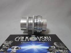 Super-16 Dallmeyer Speed Anastigmat 1.5 / 25mm C-Mount Lens (No 293409)