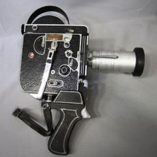 Bolex Reflex 16mm Movie Camera + Canon Sony Zoom Lens