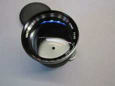 NEW Mint Navitar .95 / 50mm C-Mount Lens