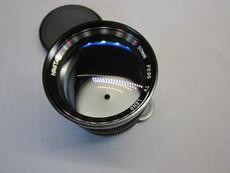 NEW Mint Navitar .95 / 50mm C-Mount Lens