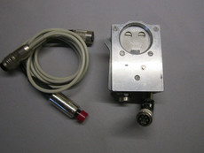 Bolex EBM Tripod Power Base + Cable for EBM 16mm Movie Camera