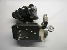 Bolex EBM Handle Grip + Adapter for Bolex 16mm Movie Camera