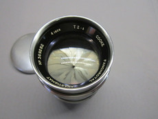 LOOKS NEW - Super-16! Cooke Panchrotal 2.5 / 25mm C-Mount Lens (No 369282)