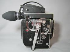 NEW Super-16 with 13X Viewer Bolex Rex-5 H6 16mm Movie Camera
