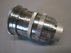 BRASS Nominar .95 / 25mm C-Mount Lens (No 1217)