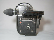 Super-16 13x View Bolex EBM Rex-5 16mm Movie Camera