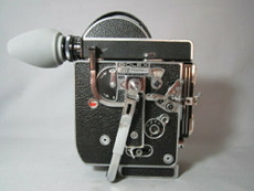 Super-16 Converted Bolex Rex-4 Movie Camera