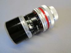 MINT! SUPER-16 PRESET KERN SWITAR H16 RX 1.1/26MM C-MOUNT LENS