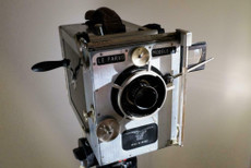 Debrie Parvo Modele L 35mm Movie Camera - Production Ready, Scratch Tested!