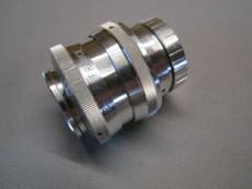 Super-16 Som Berthiot 1.5 / 25mm C-Mount Lens (No 1107246)