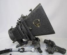 Mitchell 35mm Movie Camera Matte Box Compendium Set