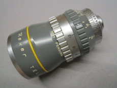 HEAVY BRASS Rexar F1.0 / 38mm D-Mount Lens for Movie Camera