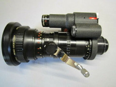 Angenieux 2.2 / 12-120mm C-Mount Zoom Lens + Motor for Arriflex 16mm Movie Camera