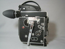Super-16 13x View Bolex Rex-5 16mm Movie Camera