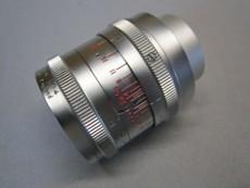 Super-16 Taylor Hobson Cooke Ivotal 1.4 / 25mm C-Mount Lens (No 499009)
