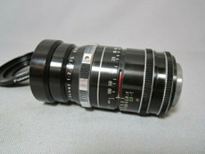 Super-16 Schneider Tele-Xenar 2.8 / 75mm C-Mount Lens