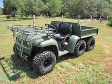 John Deere Military Gator Diesel 6x4 4x4 ATV (361 Hours)