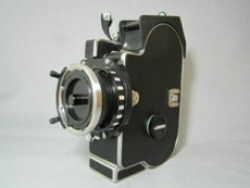 Stainless Steel PL Adapter for Bolex B-Mount, EBM, SBM, EL -- Use PL Mount Lens on Bolex!