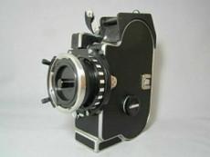 Stainless Steel PL Adapter for Bolex B-Mount, EBM, SBM, EL -- Use PL Mount Lens on Bolex!