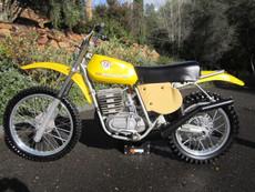 1975 Maico 440 Vintage Motocross Dirt Bike