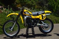 Mike Owens Yamaha YZ