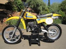 1979 Suzuki RM 250 Vintage Motocross Dirt Bike