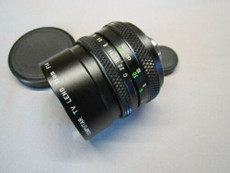 Super-16 Computar LIGHTNING FAST 1.4 / 75mm C-Mount Lens