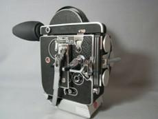 Bolex Rex-1 16mm Movie Camera -- Tested, Ready to Film!