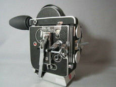 Bolex Rex-1 16mm Movie Camera -- Tested, Ready to Film!