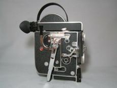 PRISTINE Bolex Rex-4 16mm Movie Camera