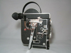 PRISTINE Bolex Rex-4 16mm Movie Camera