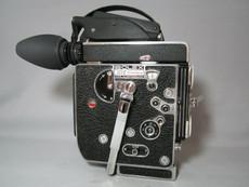 Super-16! Rex-5 Bolex Movie Camera + BRIGHT Viewer