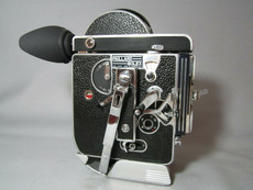 STUNNING Bolex Rex-1 16mm Movie Camera Package