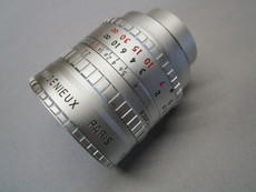 Super-16 Angenieux .95 / 25mm C-Mount Lens MINT GLASS
