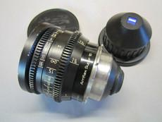 Super-16 Zeiss MKIII Superspeeds 1.2/25mm Arriflex PL Mount Lens