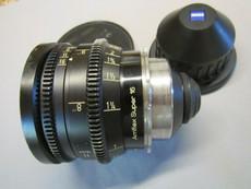 Super-16 Zeiss MKIII Superspeeds 1.2/16mm Arriflex PL Mount Lens