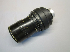 Super-16 Angenieux 2.2 / 17-68mm C-Mount Lens