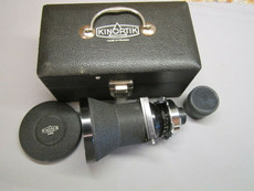 Super-16 Kinoptik 1.8 / 5.7mm Wide Angle Tegea PL Mount Lens (on Arri S-Mount)