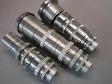 SET Super-16 Kodak Elgeet 13mm, 63mm, 102mm C-Mount Lenses