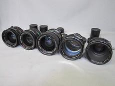 Zeiss Super Speed T1.4 Lens Set - Arriflex Mount + PL Mount