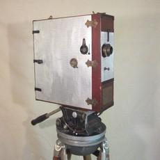 Universal Wood Model B Hand Crank 35mm Movie Camera