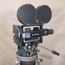 Rackover Mitchell GC Hand Crank 35mm Movie Camera (PL Mount)