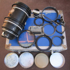 SOLD - Arriflex Zoom Blimp, Accessories, & Case (For ARRI-BL)