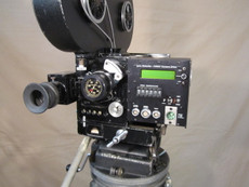 SOLD - Lynx Robotics Drive and Norris Intervalometer 1-999 FPS (for Mitchell 35mm Movie Camera)
