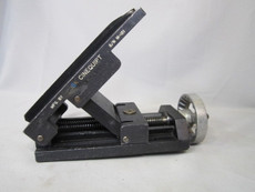 SOLD - Cinequipt Geared Wedge with Dovetail Groove for Arriflex